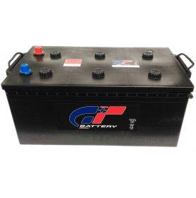Batteria autocarro GT 240 Ah spunto 1300A polo positivo sinistra C 518x275x245
