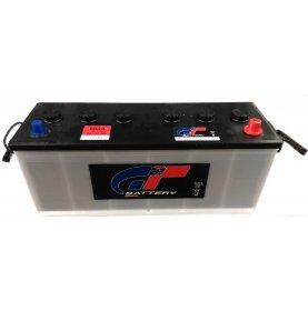 Batteria autocarro GT 132 Ah spunto 860A polo positivo destra  508x175x205