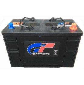 Batteria autocarro GT 110 Ah spunto 800A poli standard 330x173x232 (con piedino alla base