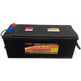 Batteria autocarro PREMIUM POWER 120 Ah spunto 800A polo positivo Sinistra MAC 505x183x233